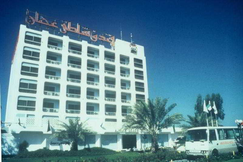 General view Ajman Beach Hotel