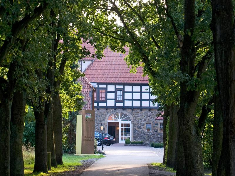 General view Idingshof Hotel & Restaurant