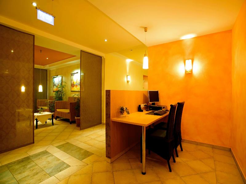 Lobby Idingshof Hotel & Restaurant
