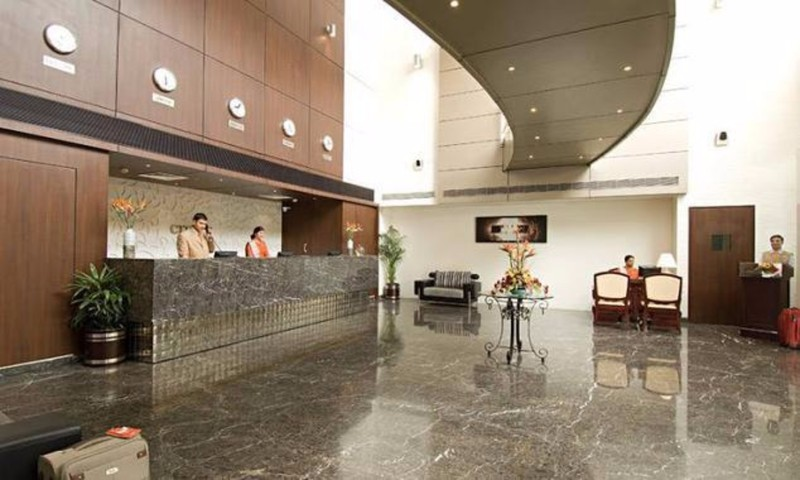 Lobby Mind Space Hotel Pune