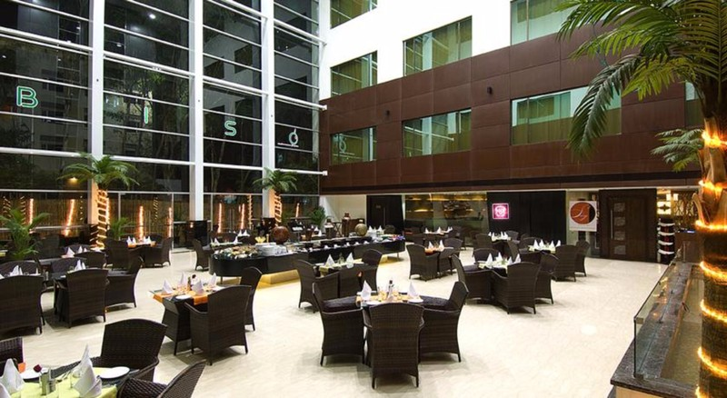 Restaurant Mind Space Hotel Pune
