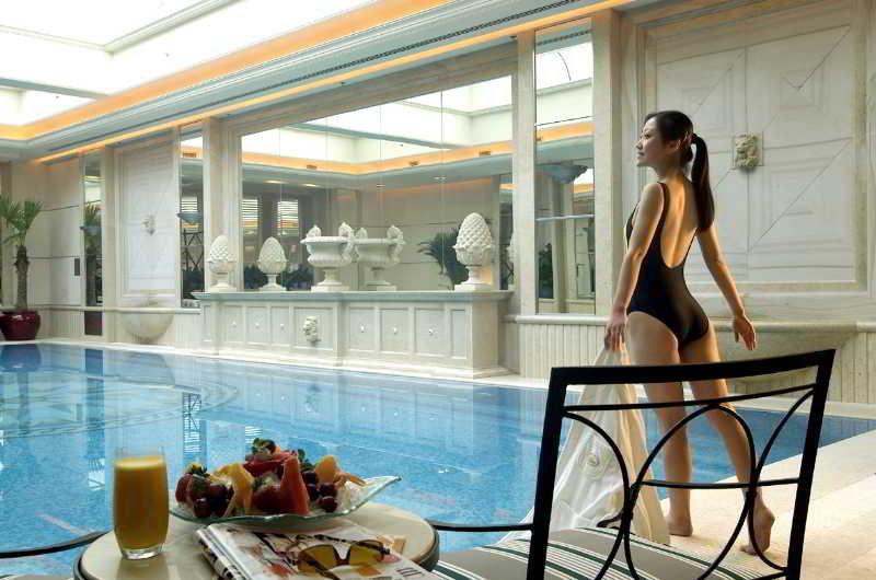 Pool Boyue Beijing Hotel(formerly Renaissance)
