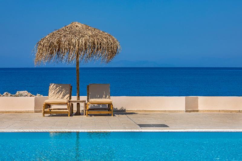 Pool The Kresten Royal Villas & Spa