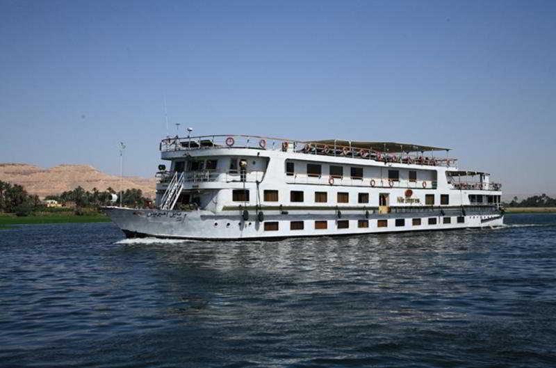 Фото отеля Travcotels Cruise Aswan