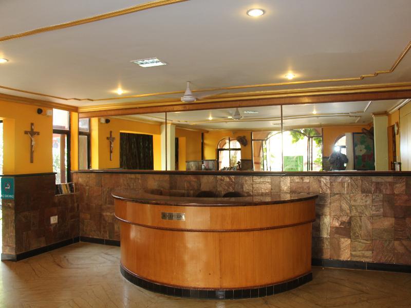 Lobby Abalone Resort