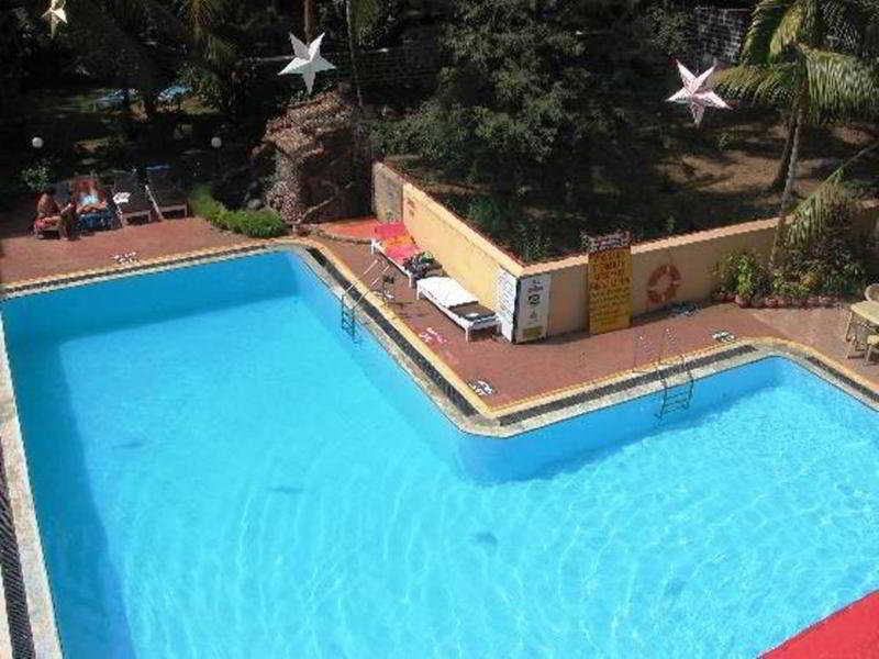 Pool Abalone Resort