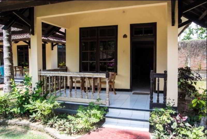 Kuta Indah Hotel & Restaurant - Room - 7