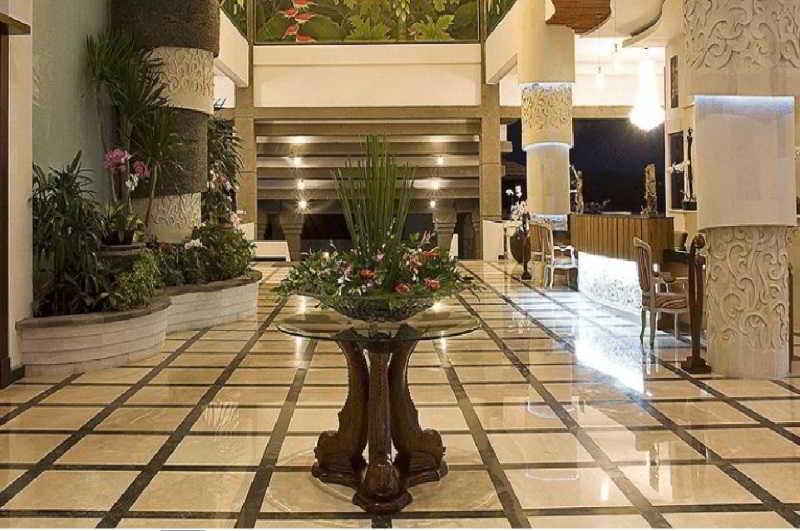 Lobby Chateau De Bali Ungasan