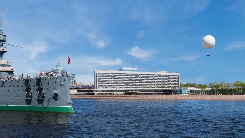 General view Saint Petersburg Hotel