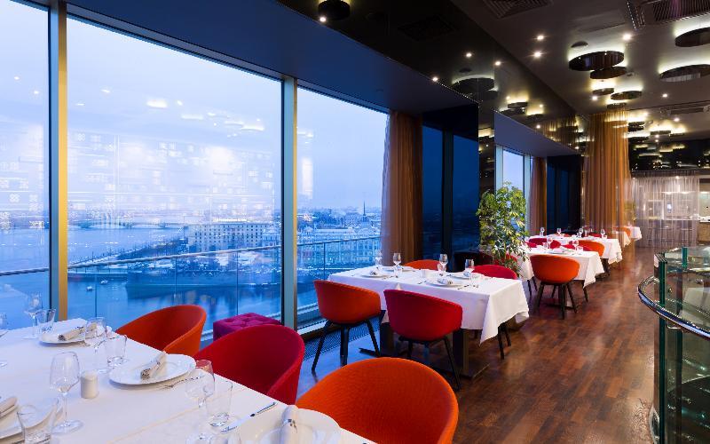 Restaurant Saint Petersburg Hotel