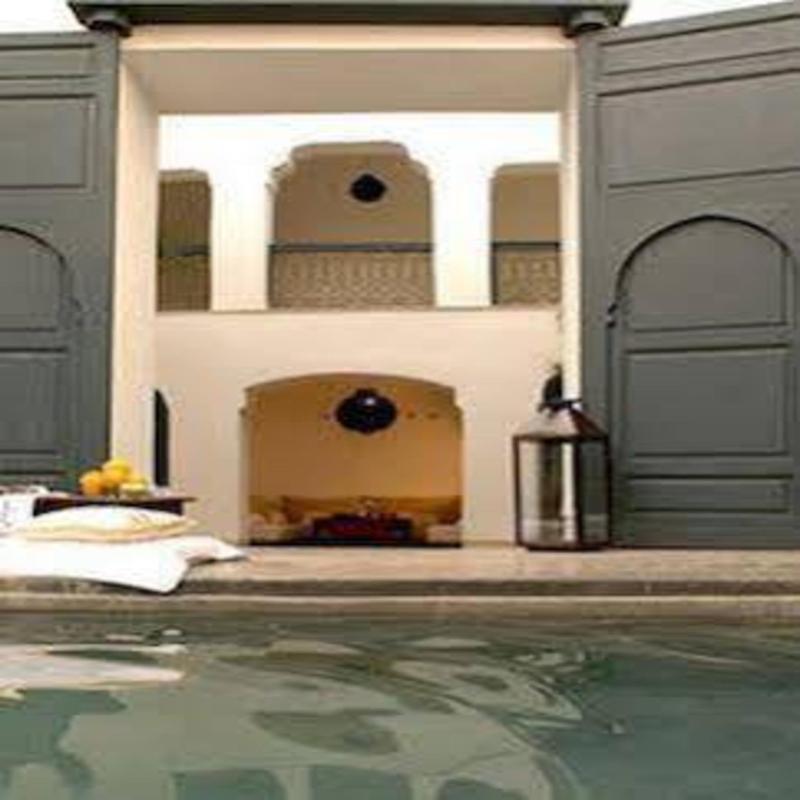 Riad Essakaya - Pool - 2