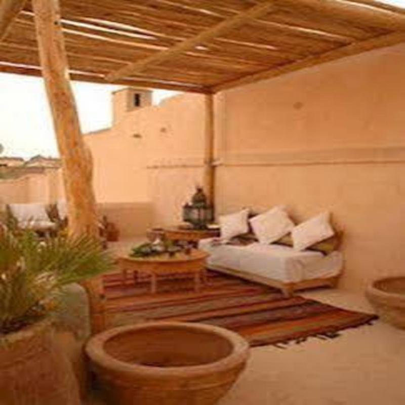 Riad Essakaya - Terrace - 9