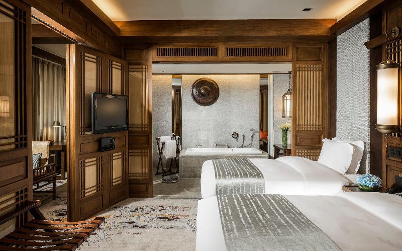 Room Crowne Plaza Lijiang Ancient Town