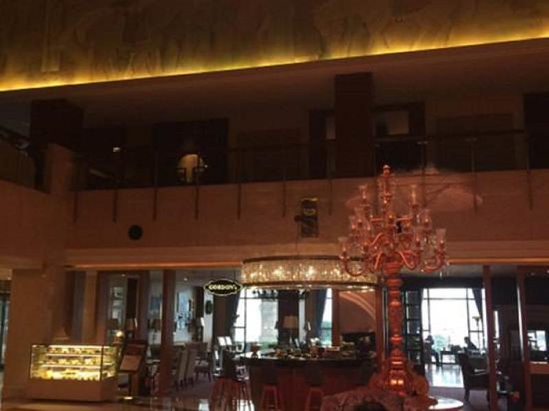 Foto del Hotel Grand Noble del viaje osos panda china