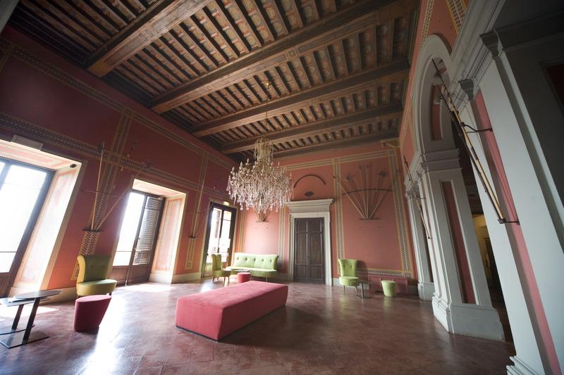 Lobby Villa Pitiana