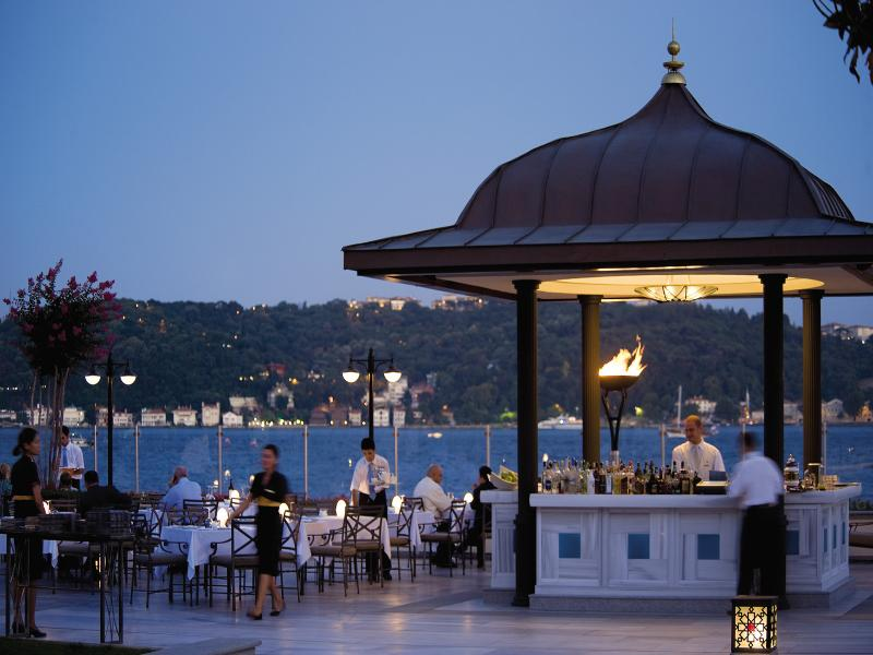 Four Seasons at the Bosphorus