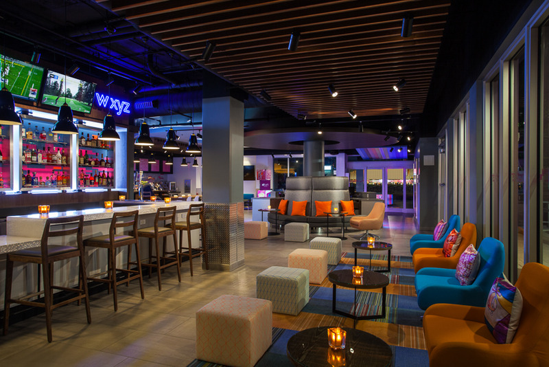 Restaurant Aloft Miami Dadeland
