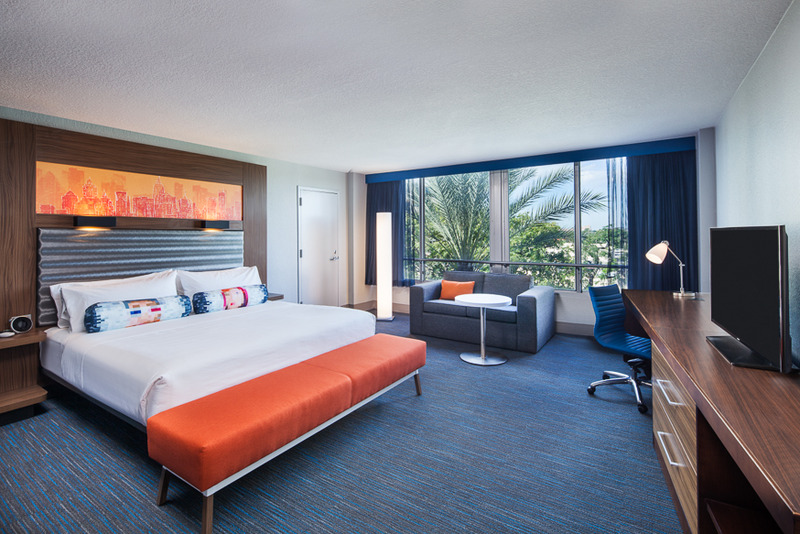 Room Aloft Miami Dadeland