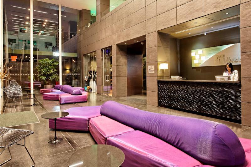 Lobby Holiday Inn Santo Domingo
