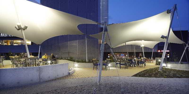 Terrace Clarion Congress Hotel Ceske Budejovice
