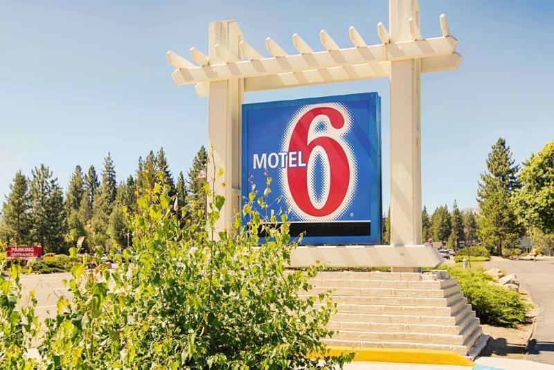 General view Motel 6 South Lake Tahoe