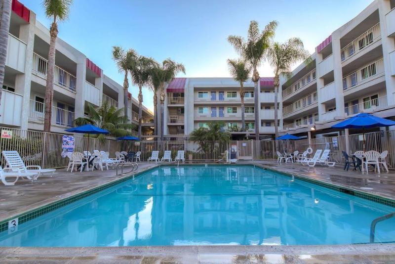 Motel 6 Anaheim Maingate Foto 17