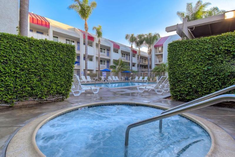 Motel 6 Anaheim Maingate Foto 19