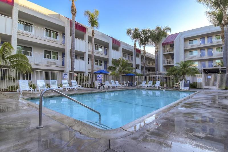 Motel 6 Anaheim Maingate Foto 28