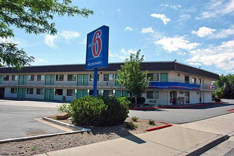 General view Motel 6 Reno Livestock Events Center