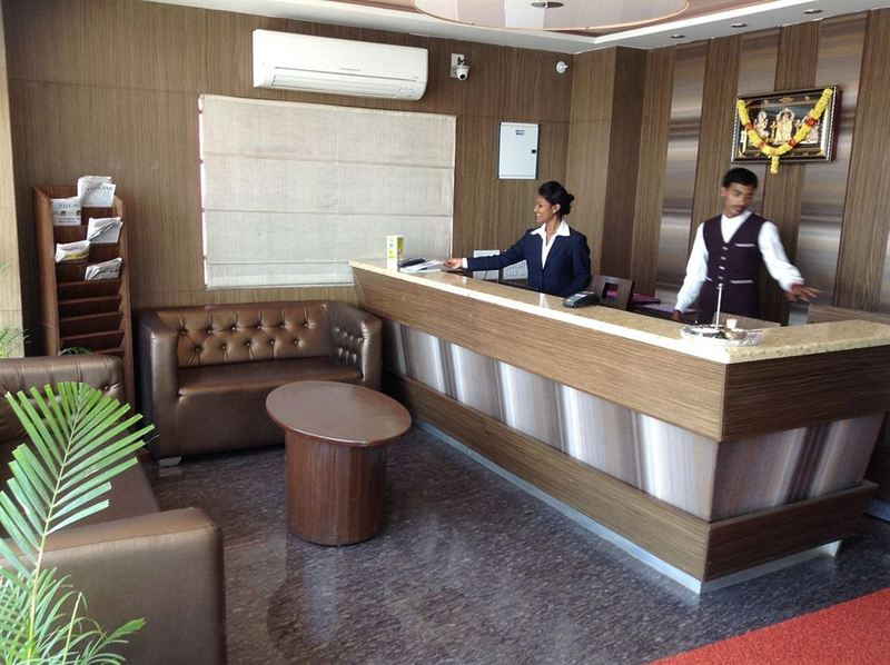 Lobby Nandhana Comforts