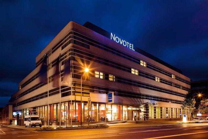 General view Novotel Aachen City