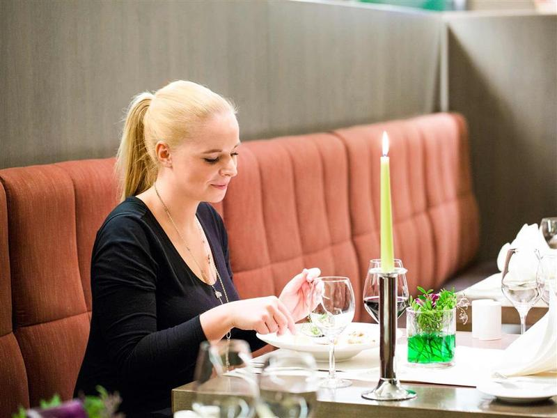 Restaurant Novotel Aachen City