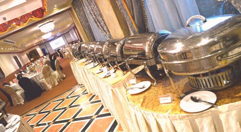 Restaurant Golden Hotel