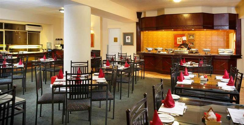 Restaurant Mercure Nelspruit