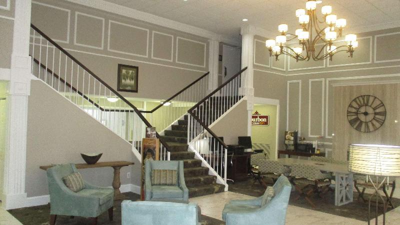 Lobby Best Western Williamsburg Historic District