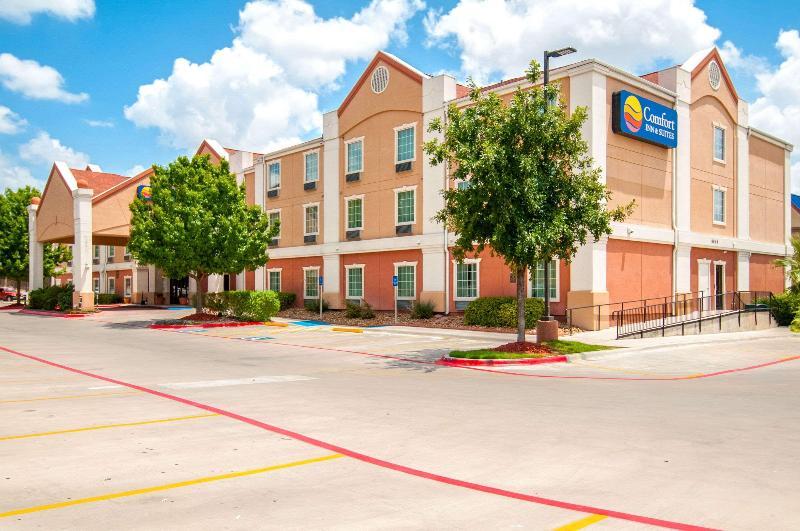 General view Comfort Inn & Suites At Vance Jackson