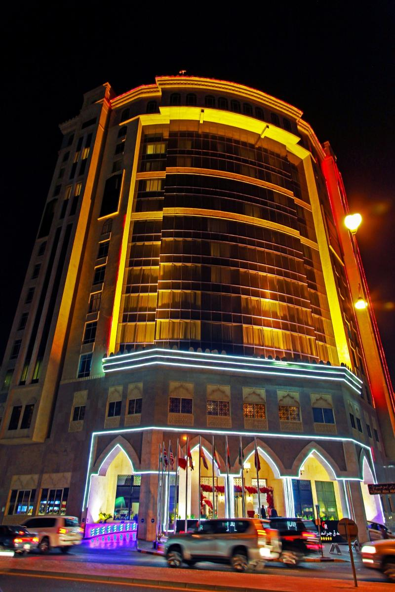 General view Grand Regal Hotel