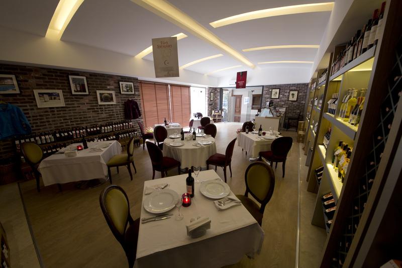 Restaurant Anemon Manisa