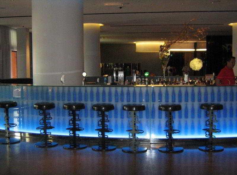 Bar Hard Rock Hotel Singapore
