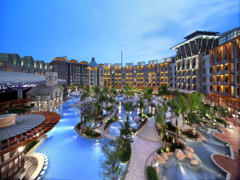 Pool Hard Rock Hotel Singapore