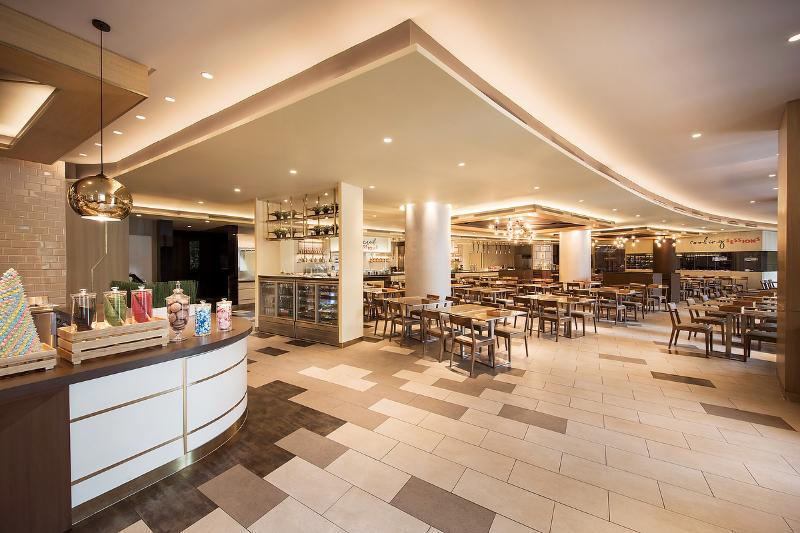 Restaurant Hard Rock Hotel Singapore