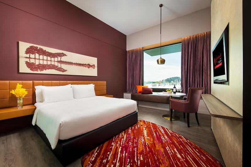 Room Hard Rock Hotel Singapore