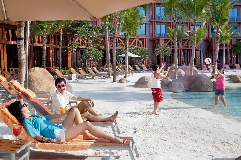 Beach Hard Rock Hotel Singapore
