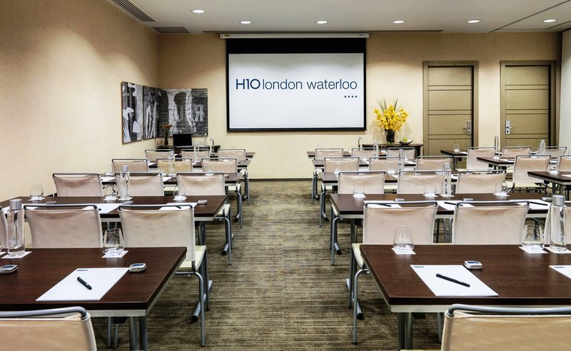 Conferences H10 London Waterloo