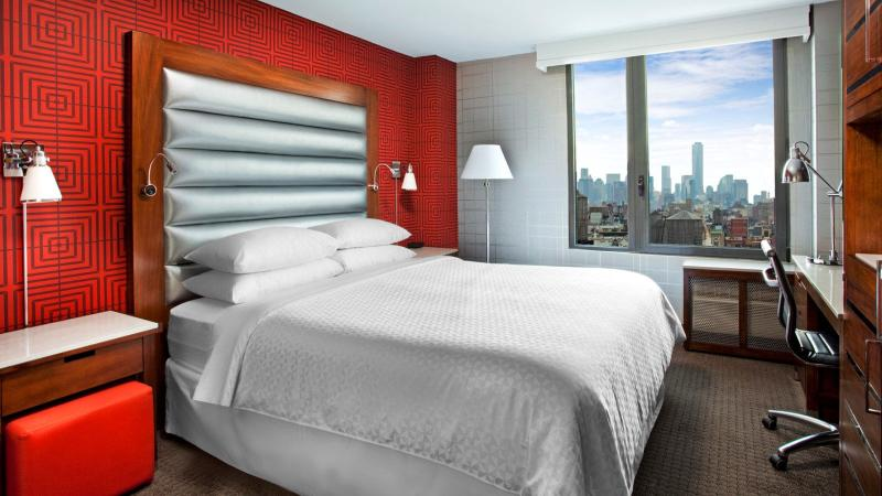Room Four Points By Sheraton Manhattan Chelsea