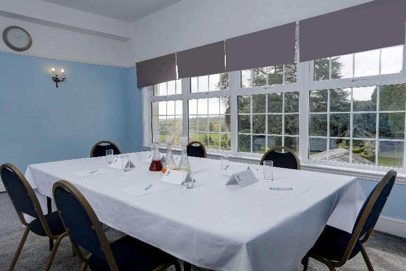 Conferences Best Western Exeter Lord Haldon Country Hotel