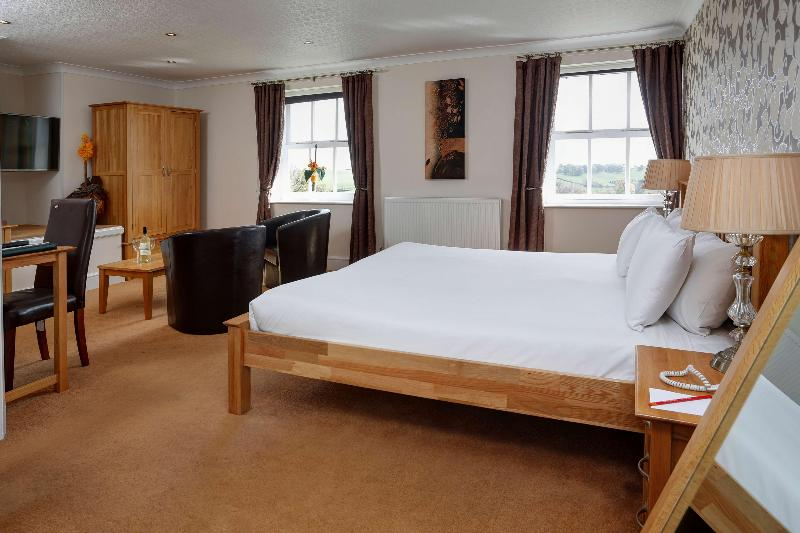Room Best Western Exeter Lord Haldon Country Hotel