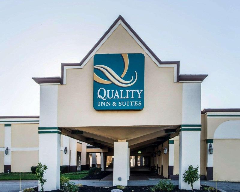 General view Quality Inn & Suites Conference Center