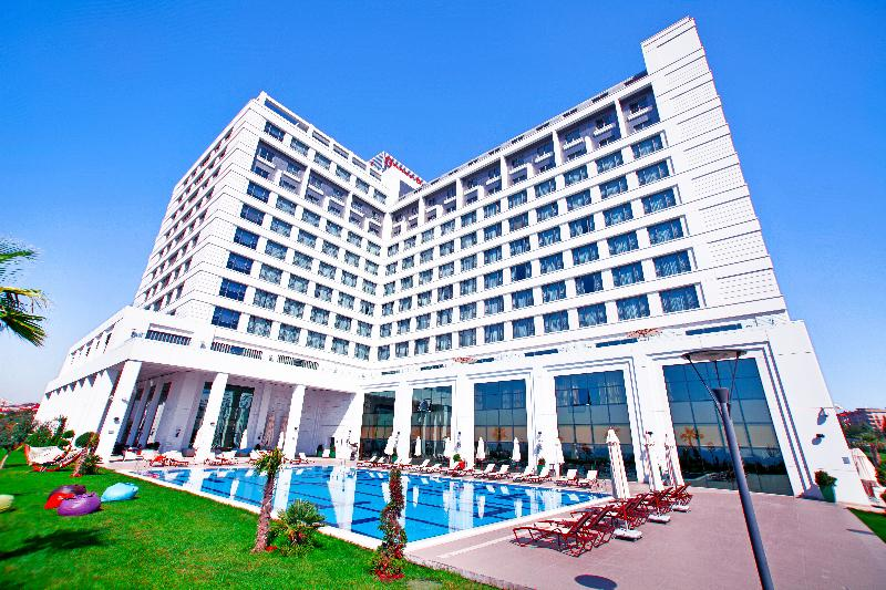 General view The Green Park Pendik Hotel & Convention Center