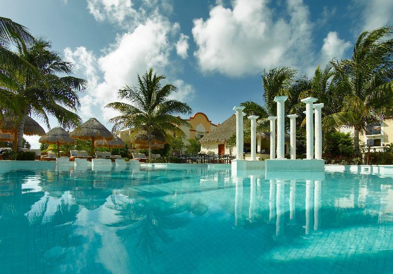 Pool Grand Palladium Kantenah Resort & Spa